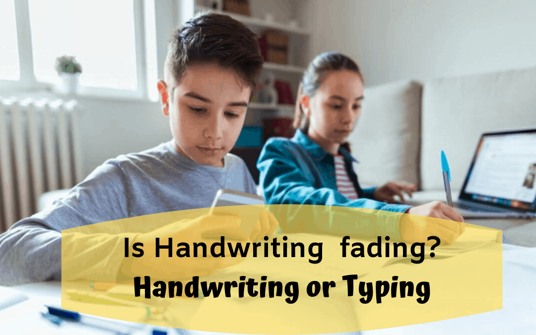 Handwriting is fading, what's the loss?