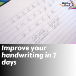 Improve your handwriting in 7 days